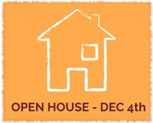 Open house dec 4